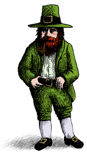 Happy St. Patrick's Day: Leprechaun Gold