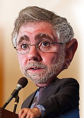 Paul Krugman's Projection